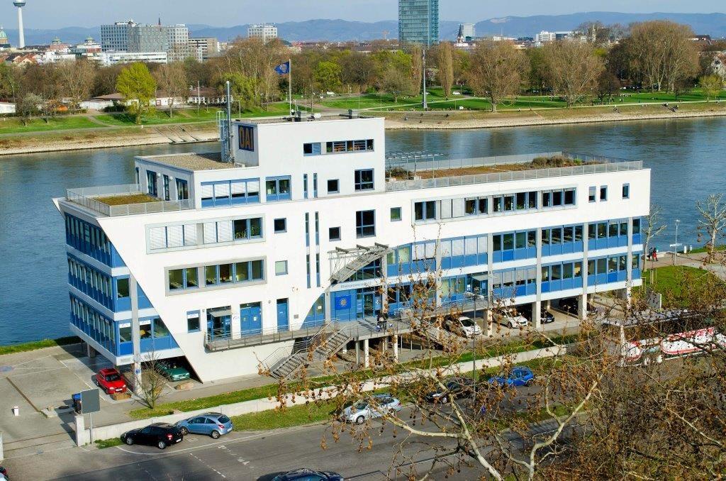 Gebäude des Ostasieninstituts