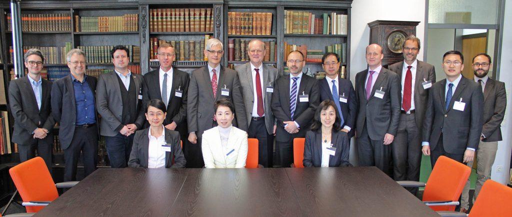Währungskonferenz: Monetary Policy Execution in East Asia 2018