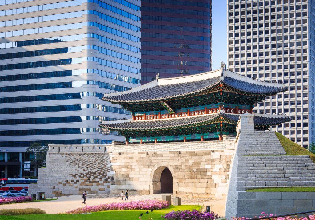 Schwerpunkt Korea