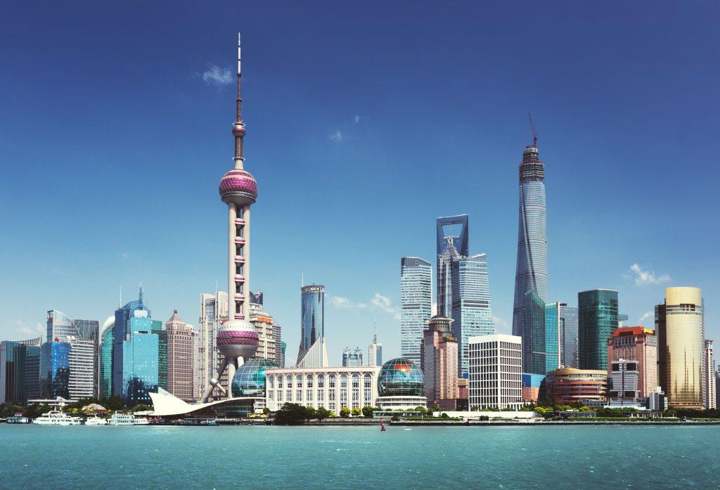 Schwerpunkt China