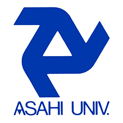 Partnerhochschule Japan - Asahi University Logo