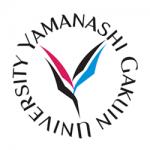 Logo der Partnerhochschule Japan - Yamanashi Gakuin University Logo