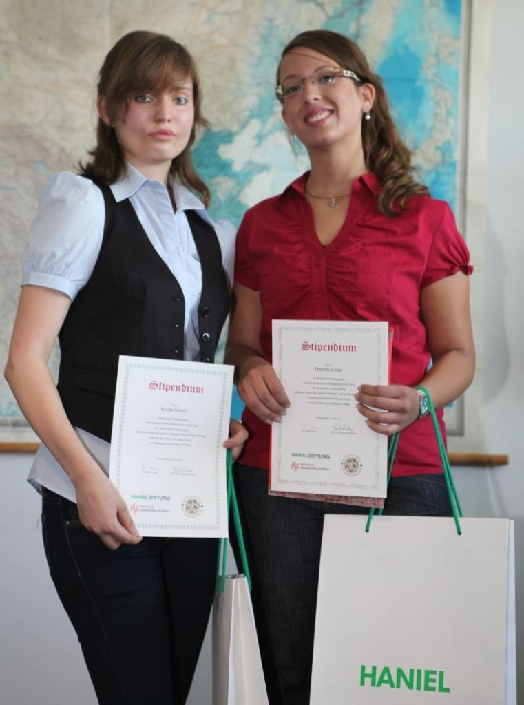 Hanielpreis 2012