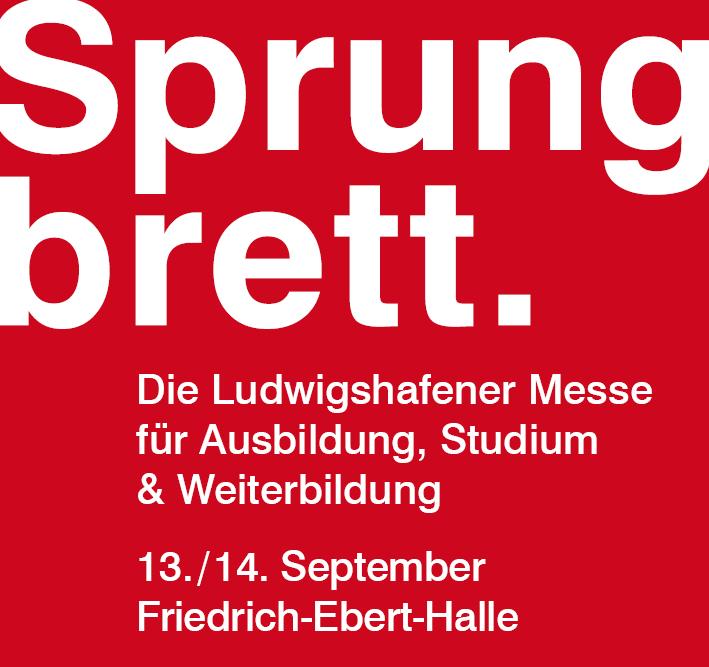 Logo Sprungbrettmesse Ludwigshafen