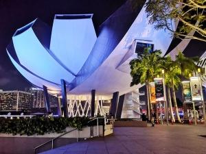 Artscience Museum in Singapur