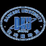Partnerhochschule in Korea - Dankook University Logo