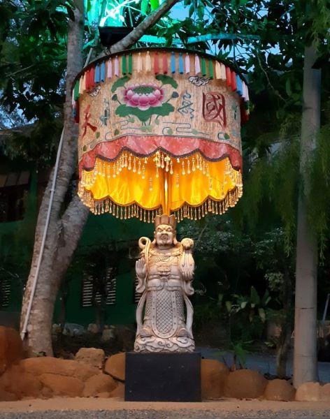 Meditation Park in Bukit Mertajam, Malaysia