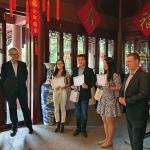 Hanielpreis 2020 im Teehaus im Luisenpark in Mannheim