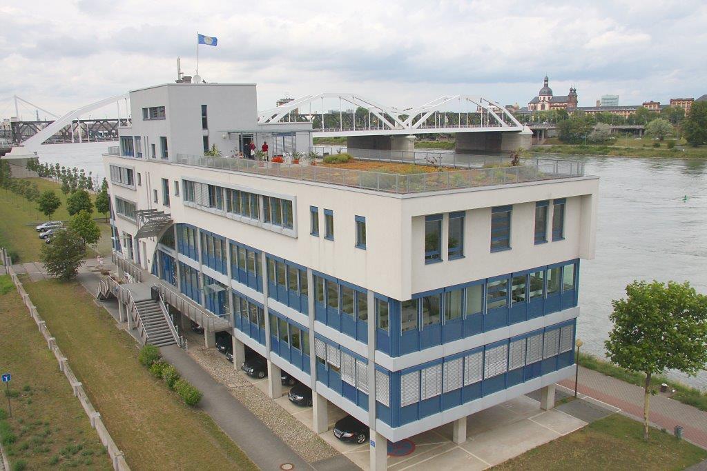 Das Ostasieninstitut von oben